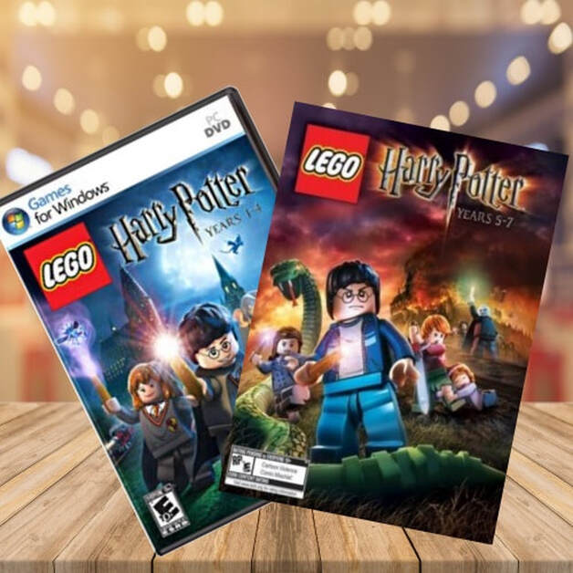 Lego Harry Potter PC Giveaway