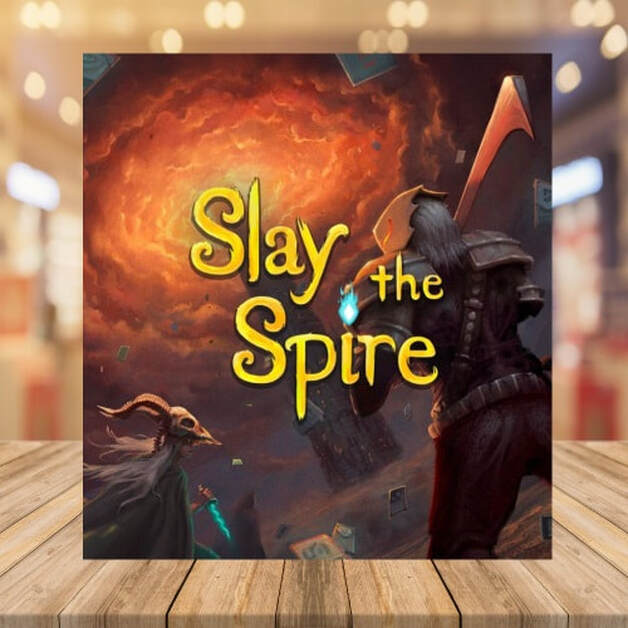 Slay The Spire Giveaway