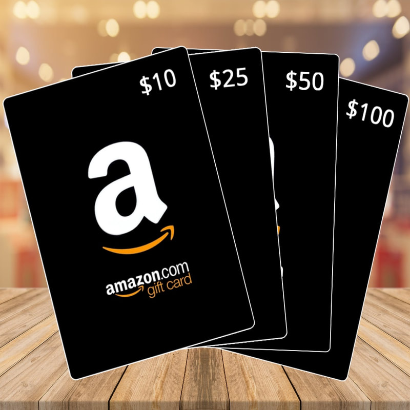 Amazon Email Gift Cards