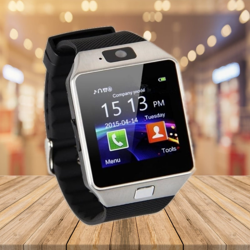 Bluetooth Smart Watch For Android And IPhone
